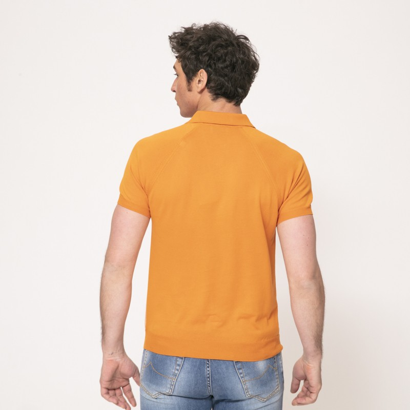 FABIANA FILIPPI - T-Shirt bleu marron