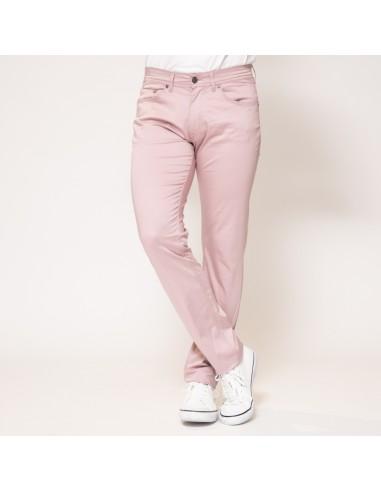 Karl Lagerfeld - Pantalon vieux rose
