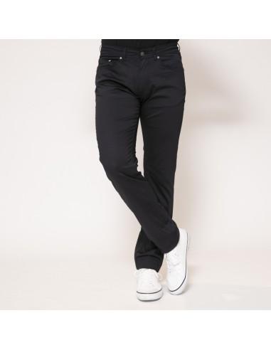 Karl Lagerfeld - Pantalon bleu marine