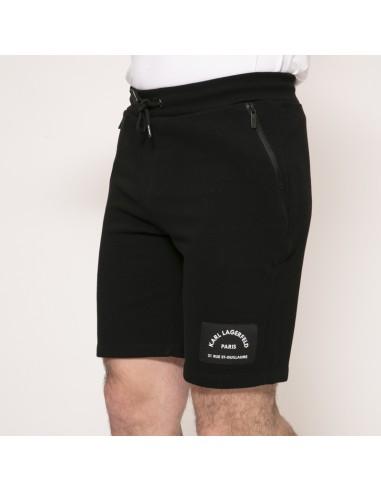 Karl Lagerfeld - Short de sport noir
