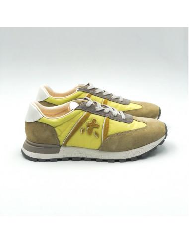 Premiata - Sneakers basses jaunes