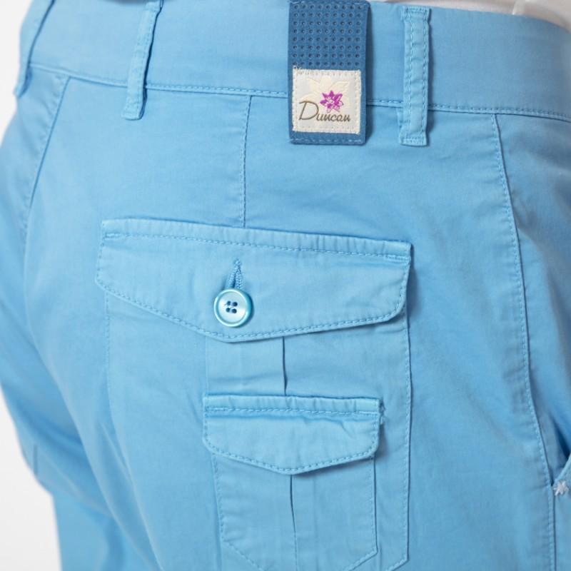GRAN SASSO - Pull beige col zip