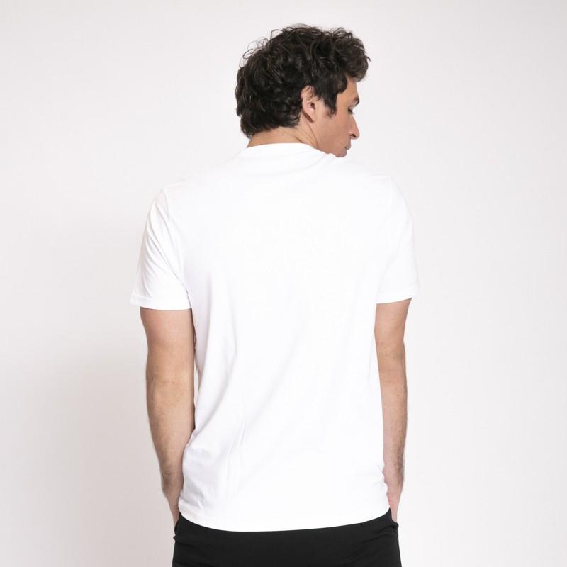 Duncan - T-shirt blanc DNCN