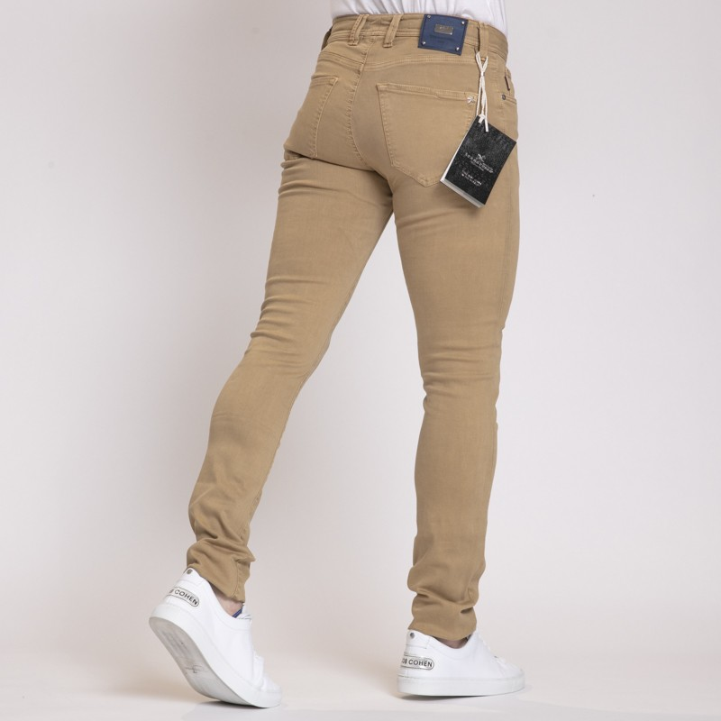Tramarossa - Jeans super slim camel